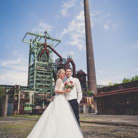 Hochzeitsfotografie im Ruhrgebiet
