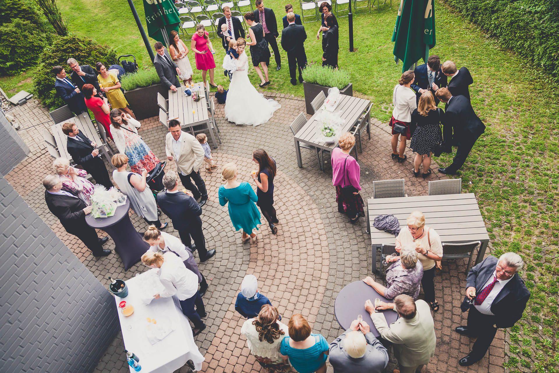 Hochzeit im Best Western Parkhotel in Velbert