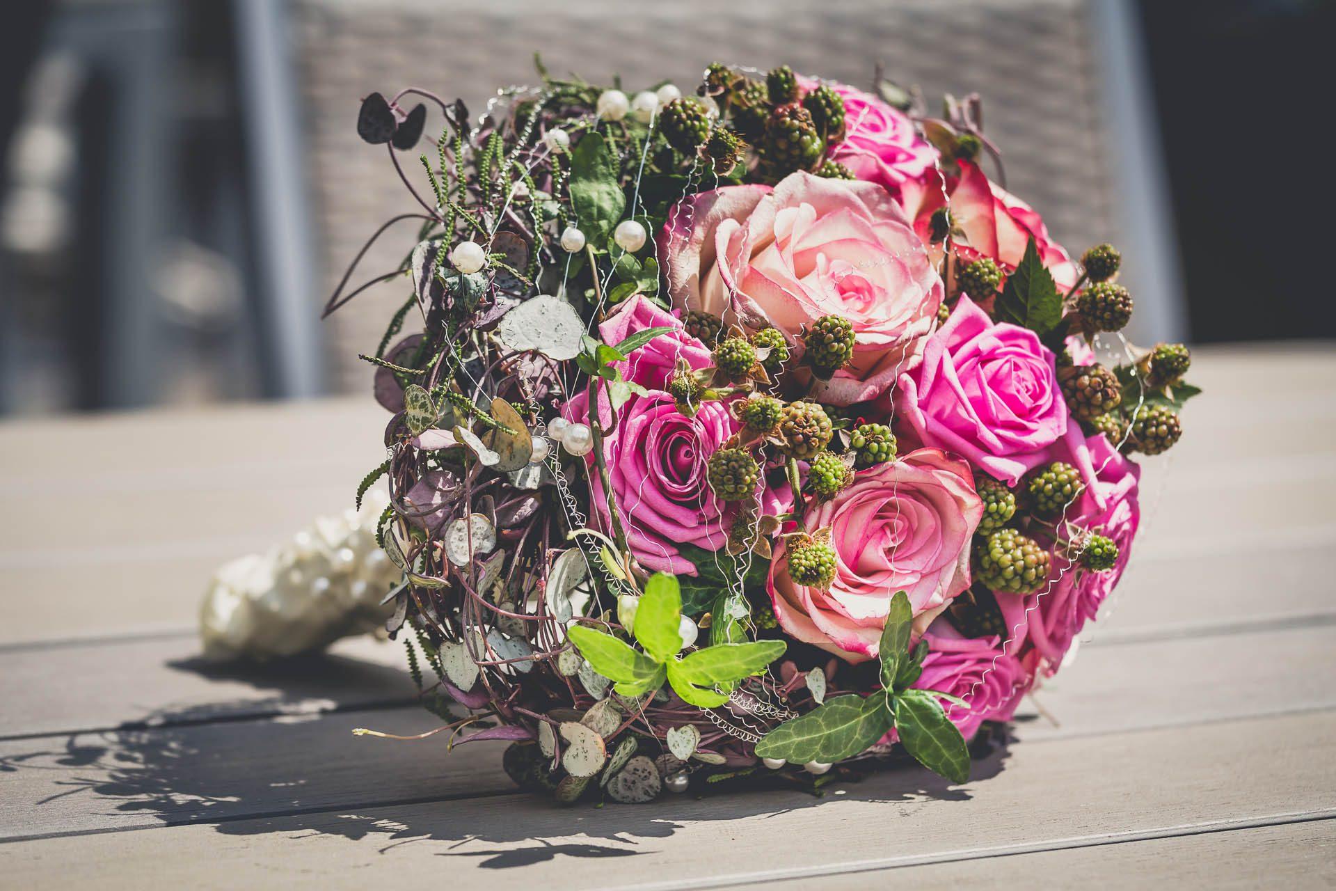 Brautstrauß Hochzeit in Velbert