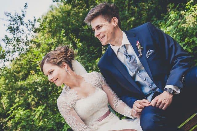 Natürliche Hochzeitsfotografie im Ruhrgebiet