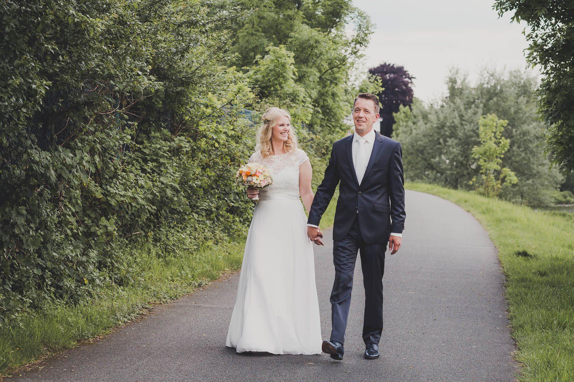 Standesamtliche Hochzeit im Haus Witten