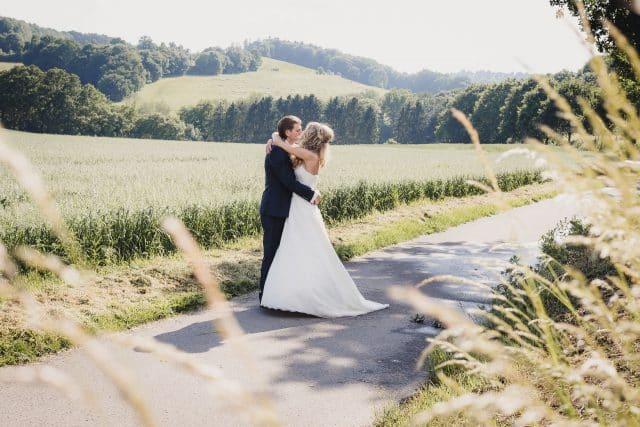 Hochzeit und Taufe auf Schloss Steinhausen in Witten