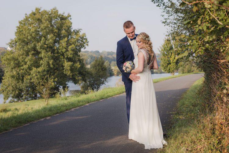 Standesamtliche Hochzeit im Haus Herbede in Witten