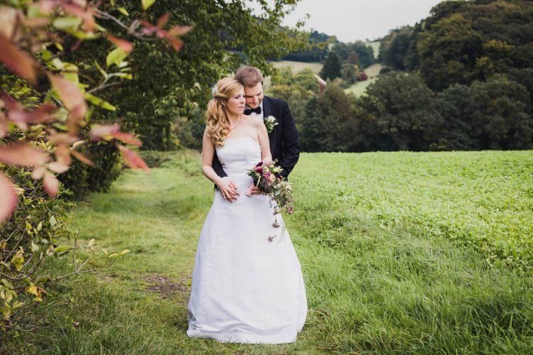 Standesamtliche Hochzeit auf Wasserschloss Haus Kemnade