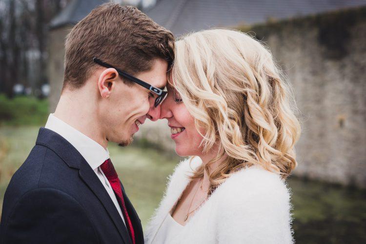 Standesamtliche Heirat auf Wasserburg Kemnade