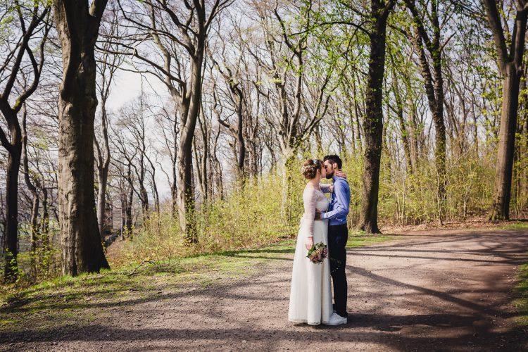 Hochzeit auf dem Hohenstein in Witten
