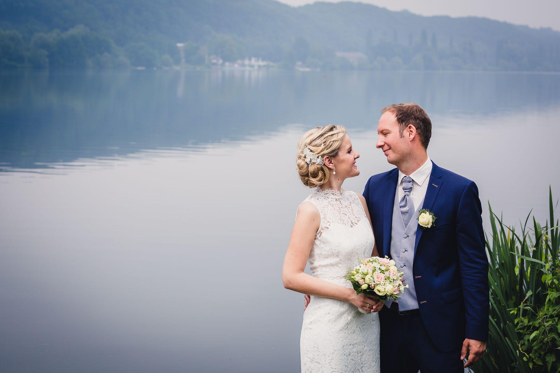 Hochzeitsfotograf Hattingen - Hochzeitsfotos Kemnader See