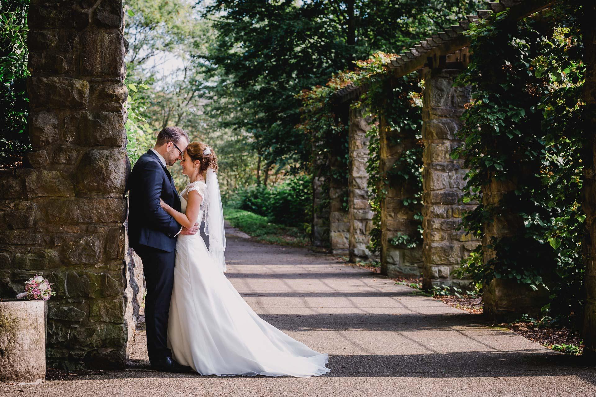 Hochzeitsfotograf Hattingen - Hochzeitsreportage Velbert