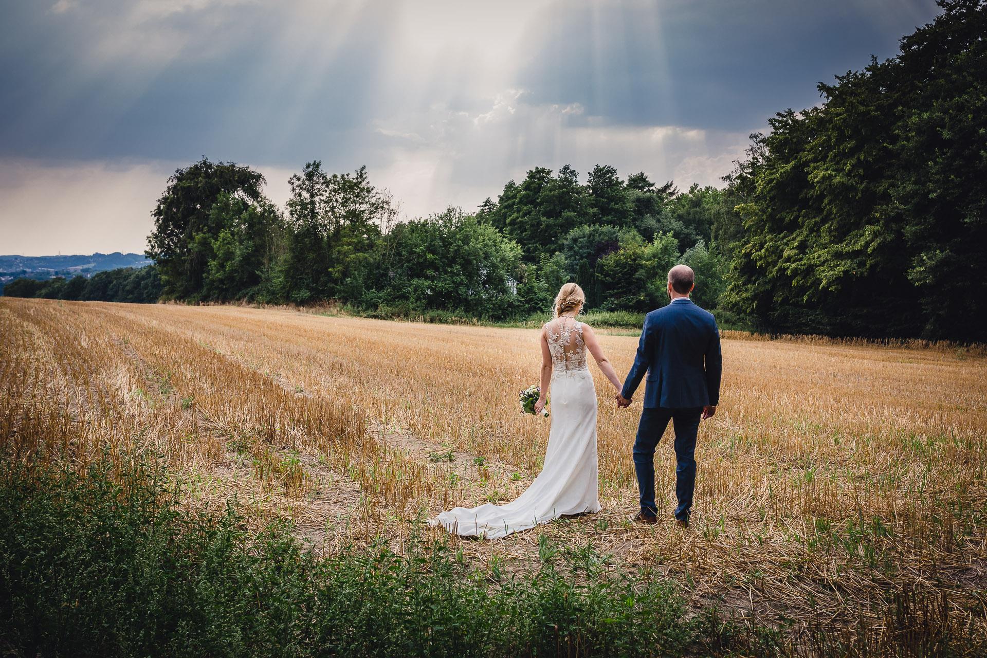 Hochzeitsfotograf NRW - liebevolle Hochzeitsreportagen