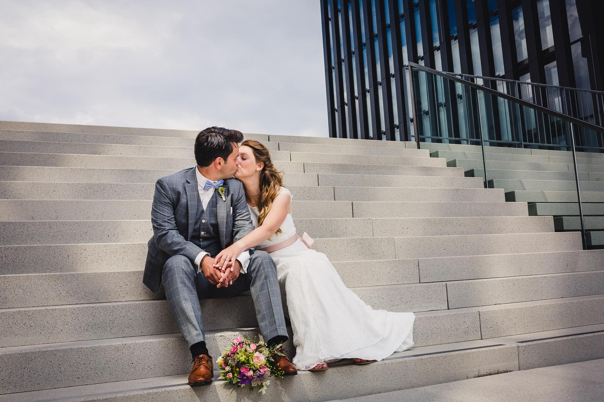 Hochzeitsfotograf Ruhrgebiet Hochzeitsreportage