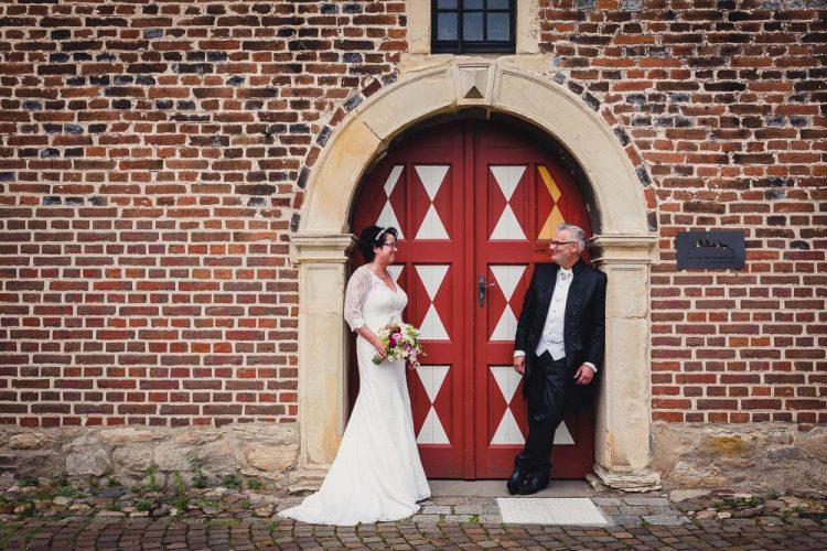 Hochzeit auf Schloss Raesfeld