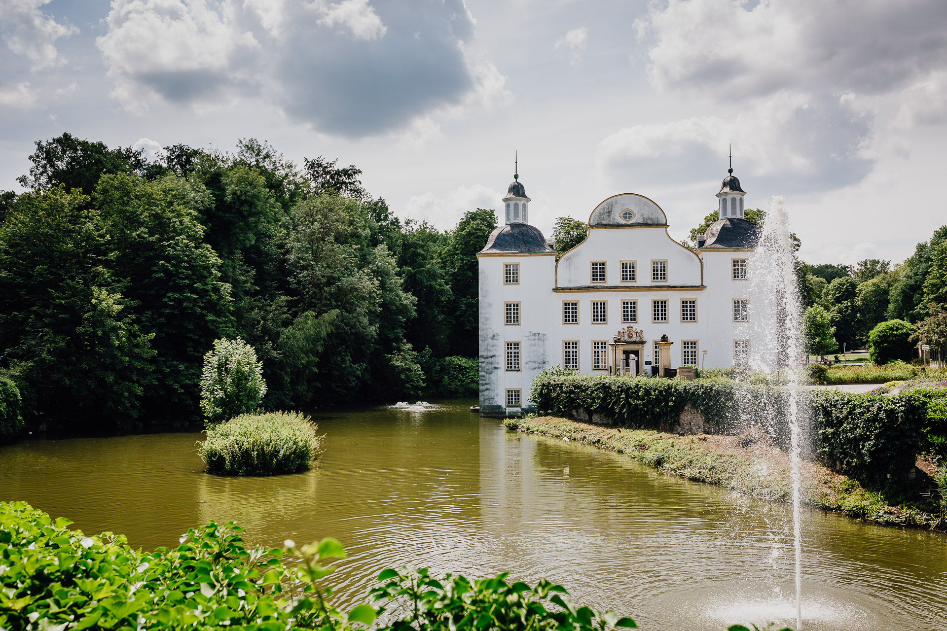 Hochzeit Schloss Borbeck Essen